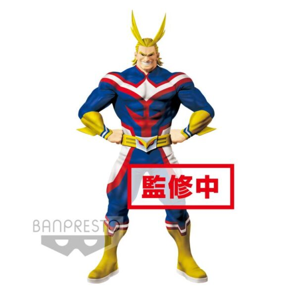 Banpresto All Might Figure