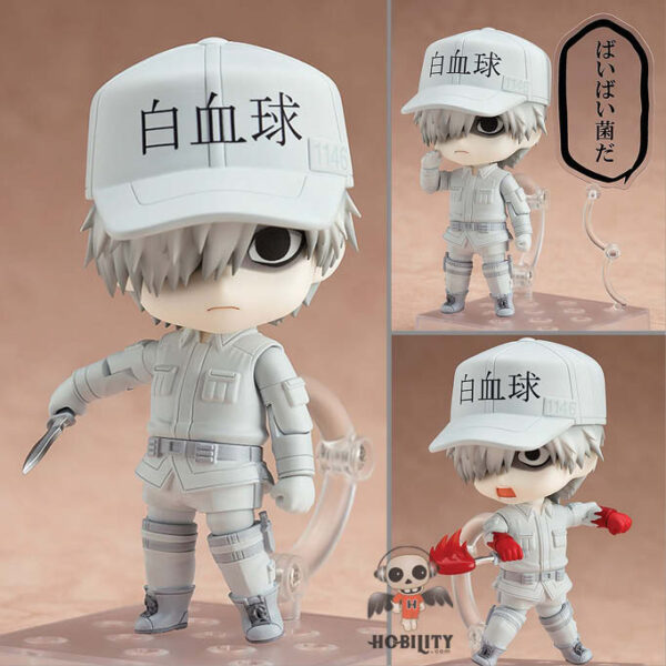 Nendoroid Cells at Work White Blood Cell Nendoroid