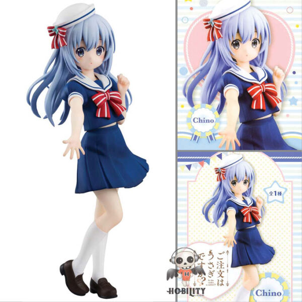 Is The Order a Rabbit Chino FIgure