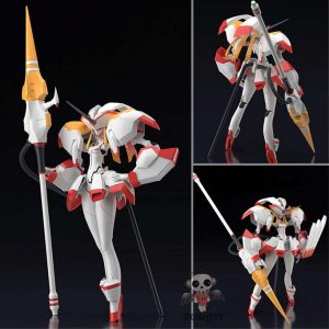 darling in the Franxx Strelitzia plastic model kit