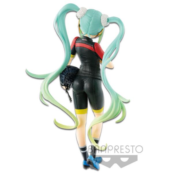 Banpresto Racing Miku EXQ Figure