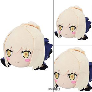 Fate/stay night: Saber Alter Nesoberi