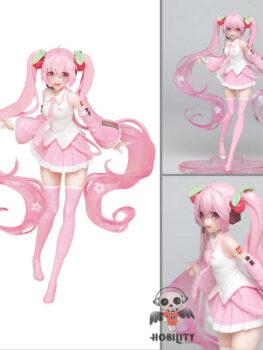 Vocaloid Sakura Miku Figure