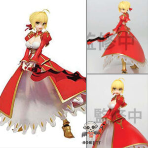 Fate Extra Saber Of Red Nero Figure