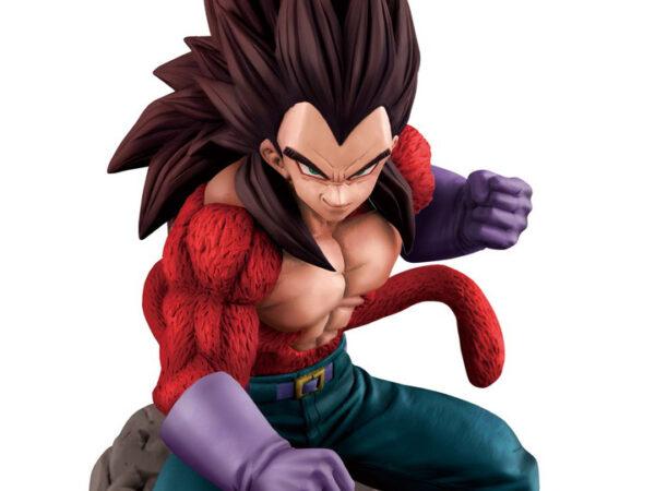 Dragon Ball GT Super Saiyan Vegeta