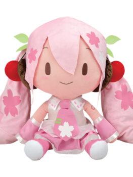 Vocaloid Sakura Miku Plushie
