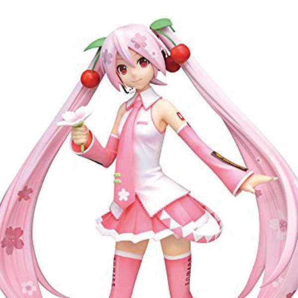 Hatsune Sakura Miku Figure