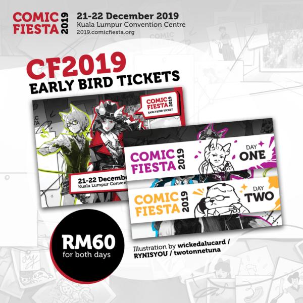 Comic Fiesta 2019