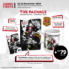Comic Fiesta The Package