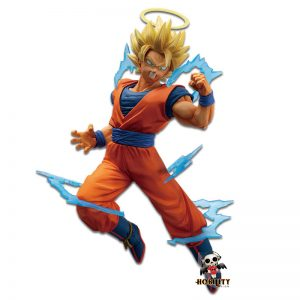 DRAGON BALL Z - SUPER SAIYAN GOKU (ANGEL)