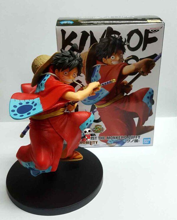 One Piece - King Of Artist Monkey D. Luffy