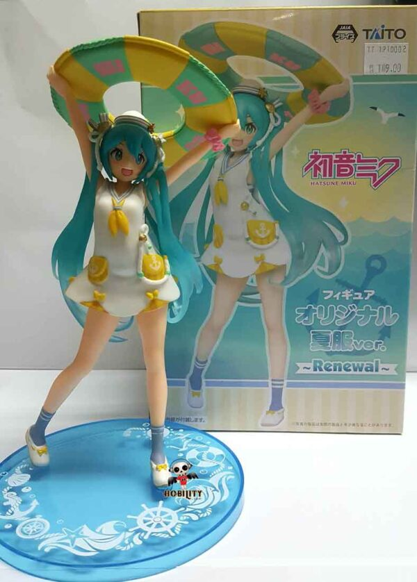Summer Clothes Hatsune Miku