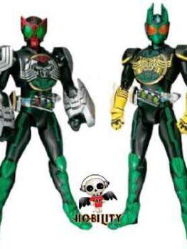 Kamen Rider OOO TakaGoriBa & GataToraBa