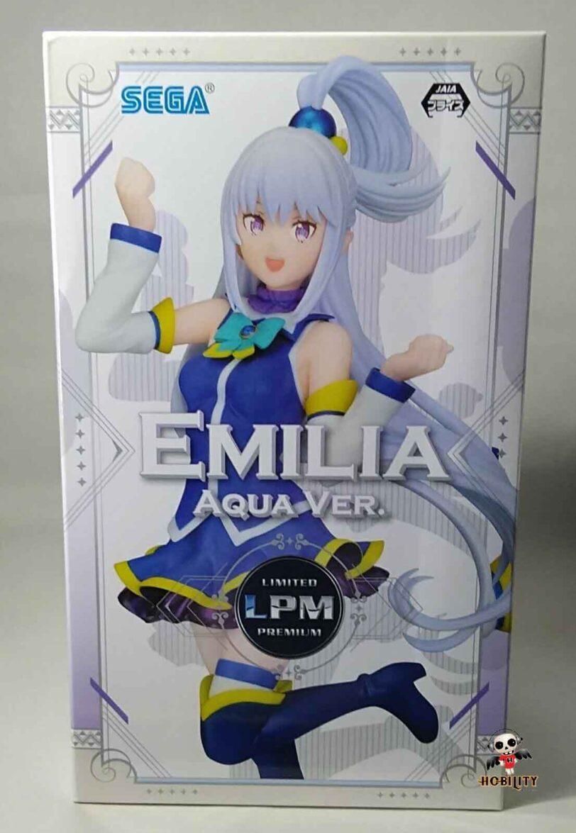Re: Zero × KonoSuba Emilia Aqua
