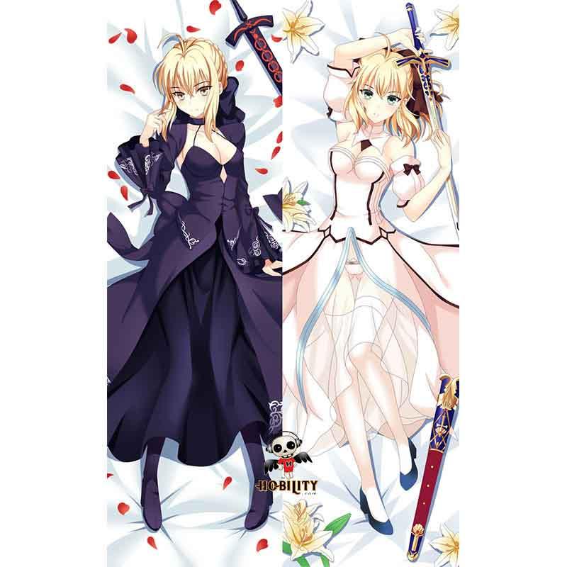 Fate/Grand Order - Alter Saber & Saber Lily