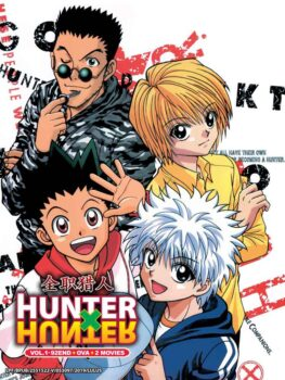 Hunter x Hunter 全职猎人