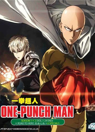 One Punch Man 一拳超人