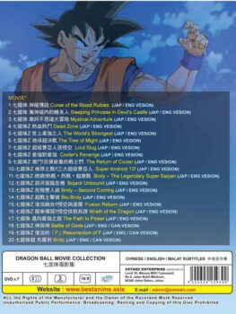 DragonBall(VS0832)Inlay