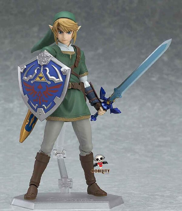 The Legend of Zelda: Twilight Princess - Link