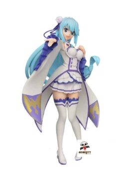 KonoSuba x Re:Zero Aqua Emilia Ver.