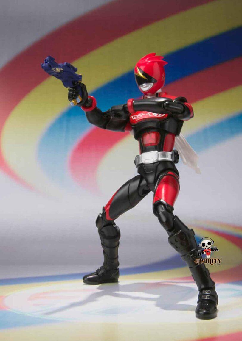 Sentai Akiba Rangers: Akiba Red