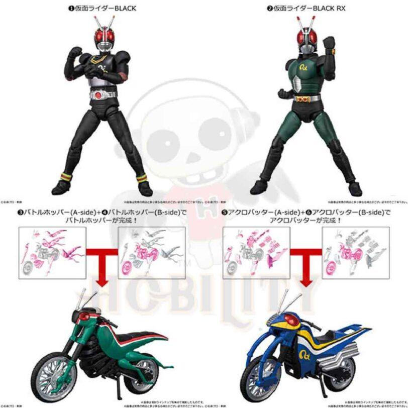 SHODO-X Kamen Rider 5
