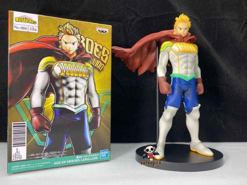 My Hero Academia Age of Heroes Vol.6 Lemillion