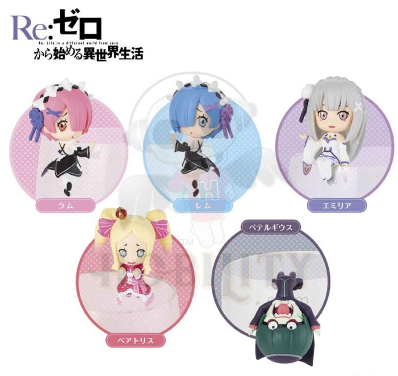 Putitto Series: Re: Zero Vol.2