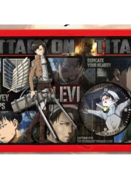Attack on Titan 3D situation clock - Captain Levi