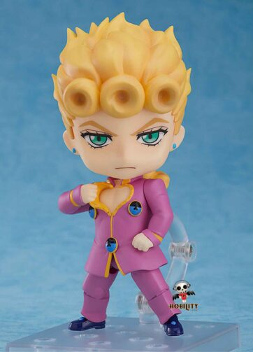 JoJo's Bizarre Adventure Golden Wind - Giorno Giovanna