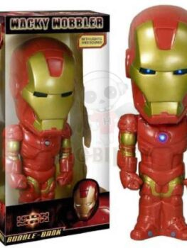 Iron Man Bobble Head Bank
