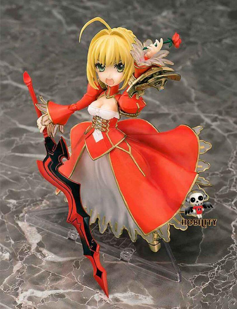 Fate/extella link - Nero Claudius