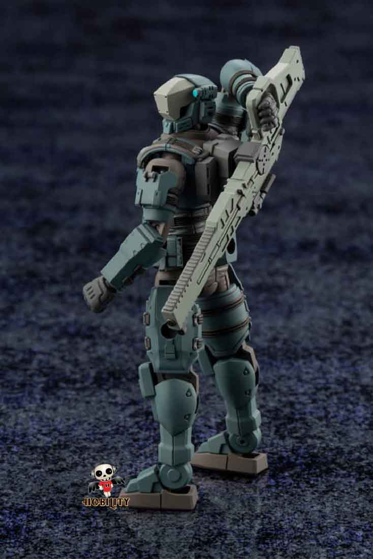 Hexa Gear 1/24 Governor Warmage Cerberus Kit Block