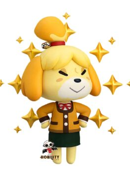 Animal Crossing: New Leaf: Isabelle