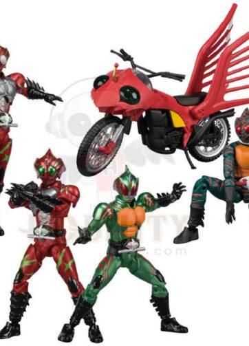 SHODO-X Kamen Rider 9