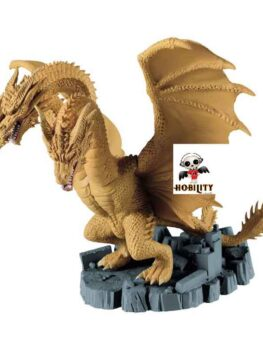 Godzilla King of Monster Deformation King - King Ghidorah