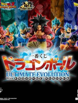 Dragon Ball Ultimate Evolution with Dragon Ball Z Dokkan Battle