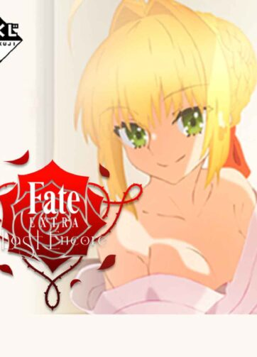 Fate/EXTRA Last Encore - Hot Spring
