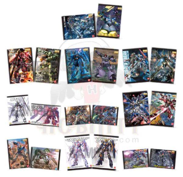Mobile Suit Gundam Gunpla Ver.2.0
