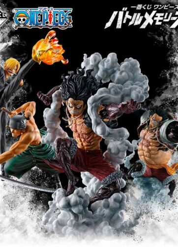 Ichiban Kuji - One Piece Battle Memories