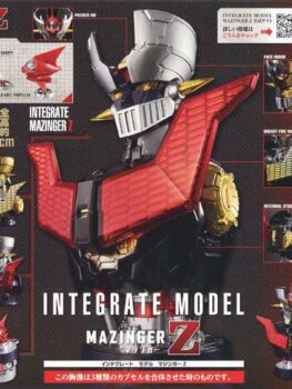 Integrate Model Mazinger Z