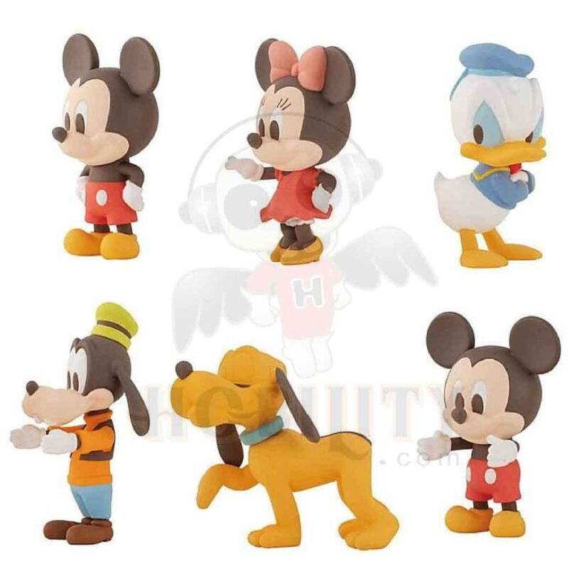 Disney Friends Narabundesu