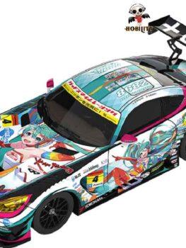 Hatsune Miku GT Project - Hatsune Miku AMG 2016 SUPER GT ver.