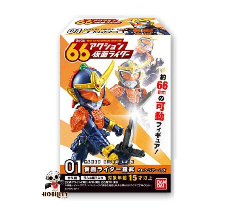 66 Action Kamen Rider - Kamen Rider Gaim