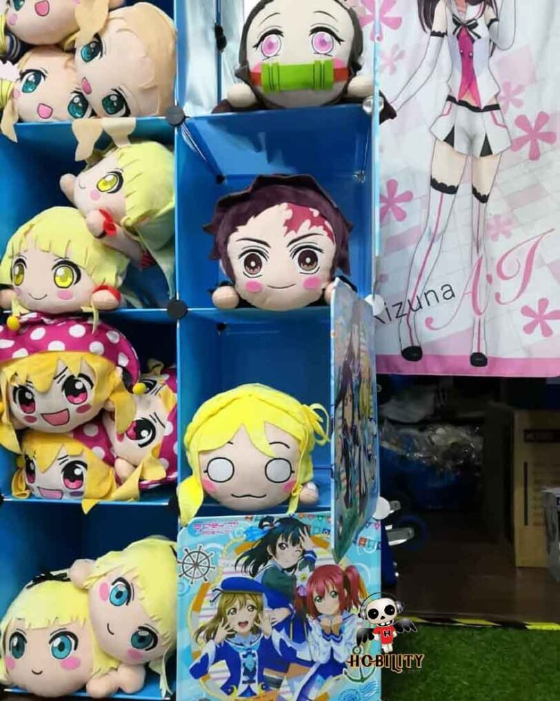 Love Live! Sunshine!! School Idol Project Aqours - Storage Cabinet