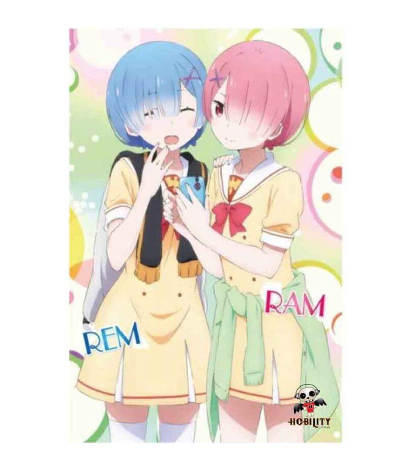 Re: Zero - REM & RAM