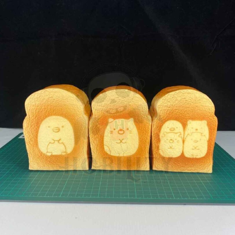 Sumikko gurashi Kokoga ochitsukundesu Soft Bread