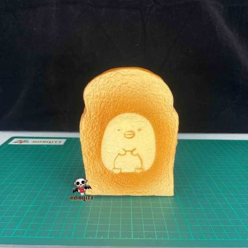 Sumikko gurashi Kokoga ochitsukundesu Soft Bread - Penguin