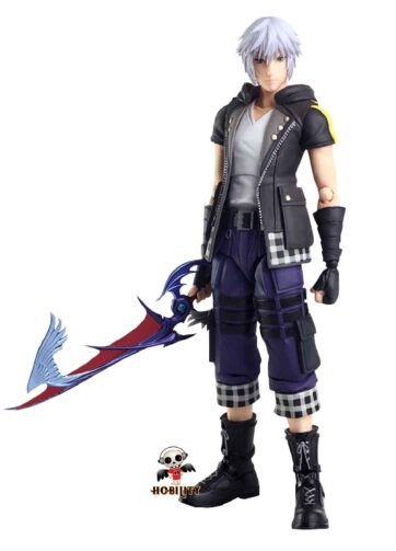 KINGDOM HEARTS III Riku