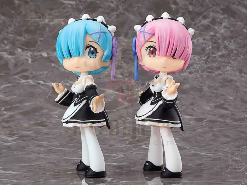Re:ZERO -Starting Life in Another World- Rem & Ram
